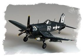 HobbyBoss Easy Build F4U-1 Corsair Plastic Model Airplane Kit 1/72 Scale #80217