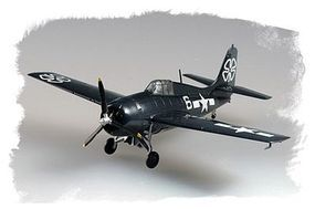 HobbyBoss Easy Build FM-2 Wildcat Plastic Model Airplane Kit 1/72 Scale #80222