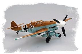 HobbyBoss BF109G-2/TROP Snap Together Plastic Model Aircraft Kit 1/72 Scale #80224