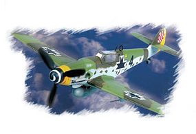 HobbyBoss BF109G-10 Snap Together Plastic Model Aircraft Kit 1/72 Scale #80227