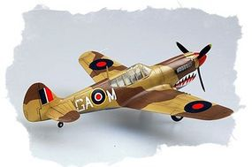 HobbyBoss P-40M Warhawk Plastic Model Airplane Kit 1/72 Scale #80251