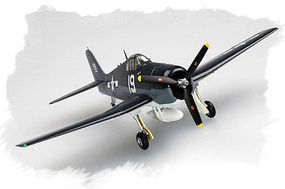 HobbyBoss F6F-3 Hellcat Plastic Model Airplane Kit 1/72 Scale #80256