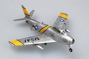 HobbyBoss EZ F-86F-30 Sabre Plastic Model Airplane Kit 1/72 Scale #80258