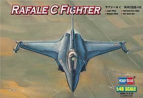 HobbyBoss Rafale C French Fighter Plastic Model Airplane Kit 1/48 Scale #80318