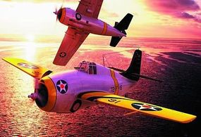 HobbyBoss F4F-3 Early Wildcat Plastic Model Airplane Kit 1/48 Scale #80326