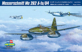 HobbyBoss ME 262 A-1A/U4 Plastic Model Airplane Kit 1/48 Scale #80372