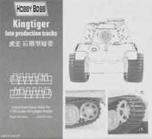 HobbyBoss King Tiger Track/Track Links Plastic Model Vehicle Accessory Kit 1/35 Scale #81002