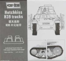 HobbyBoss Hochkiss H39 Track/Track Links Plastic Model Vehicle Accessory Kit 1/35 Scale #81003