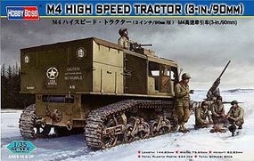HobbyBoss M4 Tractor Plastic Model Military Vehicle Kit 1/35 Scale #82407