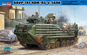 HobbyBoss AAVP-7A1 RAM/RS with EAAK Tank Plastic Model Military Vehicle Kit 1/35 Scale #82416