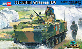 HobbyBoss ZLC2000 Airborne IFV Plastic Model Military Vehicle Kit 1/35 Scale #82434