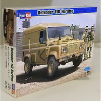 HobbyBoss DEFENDER 110 HARD TOP 1-35