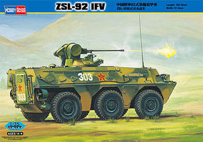HobbyBoss ZSL-92 IFV Chinese Carrier Plastic Model Military Vehicle Kit 1/35 Scale #82454