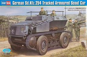 HobbyBoss German Sd.Kfz.254 TASC Plastic Model Military Vehicle Kit 1/35 Scale #82491