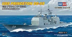 HobbyBoss USS Princeton CG-59 Plastic Model Military Ship Kit 1/1250 Scale #82503