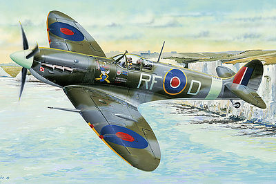 HobbyBoss Spitfire MK V.B Plastic Model Airplane Kit 1/32 Scale #83205