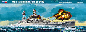 HobbyBoss USS Arizona BB-39 Plastic Model Military Ship Kit 1/350 Scale #86501