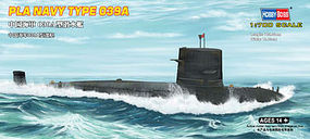 HobbyBoss PLA Navy Type 039G Submarine Plastic Model Military Ship Kit 1/700 Scale #87020