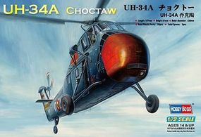 HobbyBoss H-34 Choctaw American Plastic Model Helicopter Kit 1/72 Scale #87215