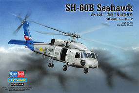 HobbyBoss SH-60B Seahawk Plastic Model Helicopter Kit 1/72 Scale #87231