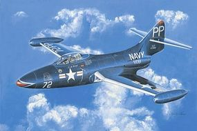 HobbyBoss F0F-2P Panther Plastic Model Airplane Kit 1/72 Scale #87249