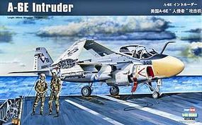 HobbyBoss A-6E Intruder Plastic Model Airplane Kit 1/48 Scale #hy81709