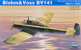 HobbyBoss German BV-141 Plastic Model Airplane Kit 1/48 Scale #hy81728