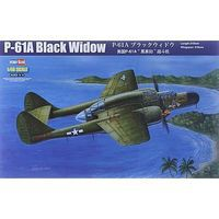 HobbyBoss US P-61A Black Widow Plastic Model Airplane Kit 1/48 Scale #hy81730