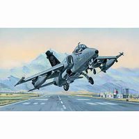 HobbyBoss AMX Ground Attack Aircraft Plastic Model Airplane Kit 1/48 Scale #hy81741