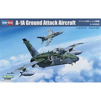 HobbyBoss A-1A Ground Attack Aircraft Plastic Model Airplane Kit 1/48 Scale #hy81742