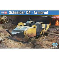 HobbyBoss Schneider CA Armored Plastic Model Military Vehicle 1/35 Scale #hy83862