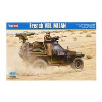 HobbyBoss French VBL Milan Plastic Model Military Vehicle Kit 1/35 Scale #hy83877