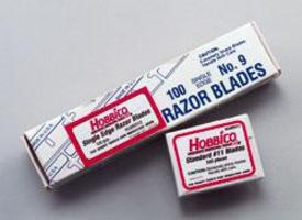 Hobbico Single-Edge Razor Blades (100)