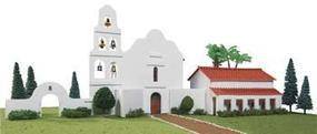 Hobbico California Mission San Diego De Alcala Mission Project Building Kit #y9027