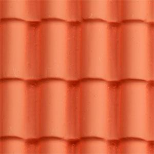 Hobbico Adobe Tile Roofing -- Mission Project Accessory -- #y9701
