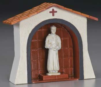 Hobbico Statue Alcove -- Mission Project Accessory -- #y9885