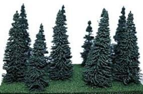 Heki Trees 4-7 flk pines 12/ (12)