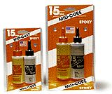 Hobbylinc MID CURE 15 Minute Epoxy (9oz)