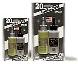 Hobbylinc FINISH CURE 20 Minute Epoxy (4 1/2oz) Hobby Epoxy #209
