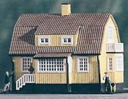 Heljan Country Home Kit HO Scale Model Railroad Building #139