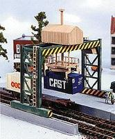 Heljan Container Terminal Kit HO Scale Model Railroad Building #1716