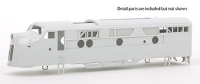 Highliner F-unit A Shell w/Grilles