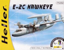 Heller E2C Hawkeye Aircraft Plastic Model Airplane Kit 1/144 Scale #49911