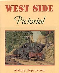 Heimburger House West Side Pictorial by Mallory Hope Ferrell -- Model Railroading Book -- #103