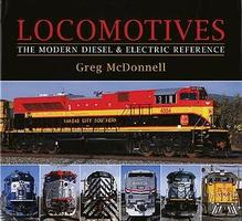 Heimburger Locomotives The Modern Diesel & Electric Reference Model Railroading Book #117