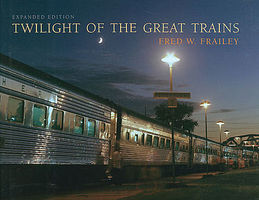 Heimburger Twilight of the Great Trains Model Railroading Book #167