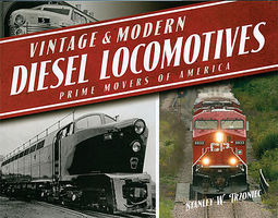 Heimburger Vintage & Modern Diesel Locomotives Prime Movers of America Model Railroading Book #170