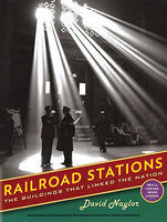 Heimburger Railroad Stations The Buildings That Linked the Nation Model Railroading Book #174