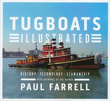 Heimburger Tugboats Illustrated Hardcover