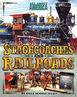 Heimburger Stagecoaches and Railroads Softcover, 32 Pages Model Railroading Book #229
